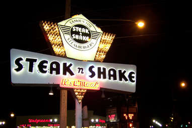 Steak 'n Shake Route 66