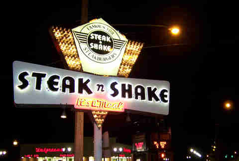 Steak 'n Shake Route 66