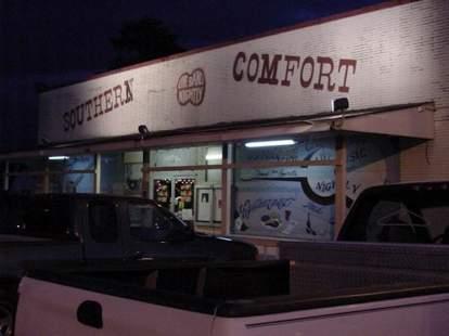 Sothern comfort exterior