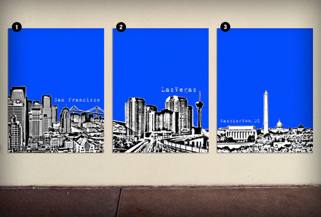 The coolest city posters your pad needs