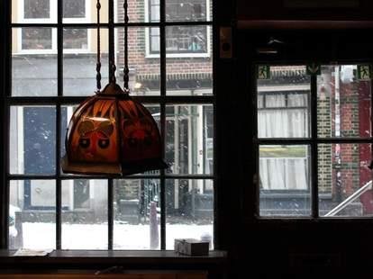 Café de Spuyt Amsterdam