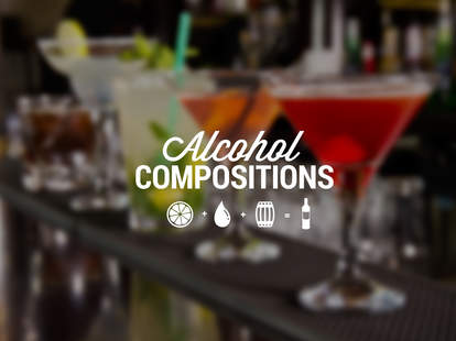 alcohol compositions