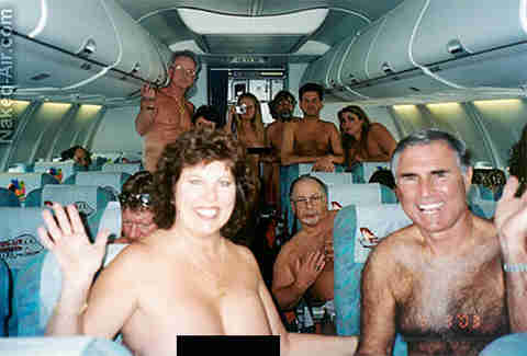 Naked Airlines 56