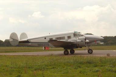 Beech H-18S airplane