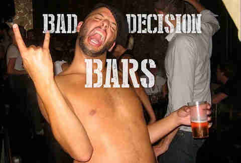 Berlin's Bad Decision Bars
