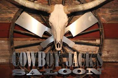 Cowboy Jack's interior