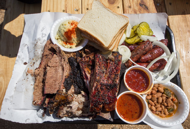 A field guide to regional BBQ styles in America
