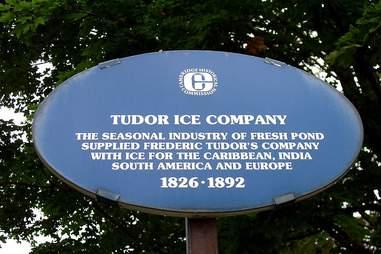Tudor Ice Company
