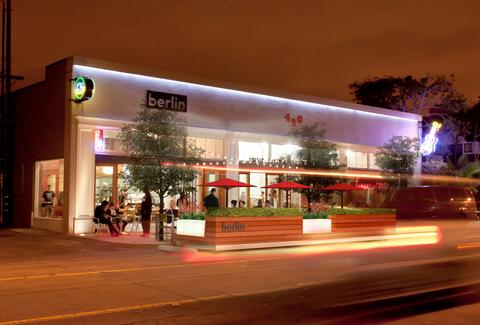 Berlin Bistro Long Beach