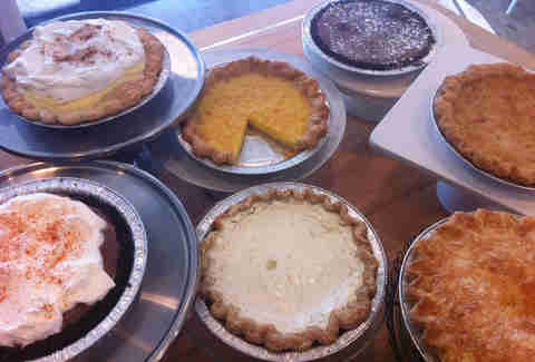 Scratch Bakery pies