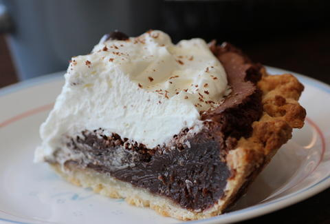 Humble Pie Store chocolate chess pie