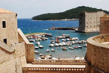 Croatia boats