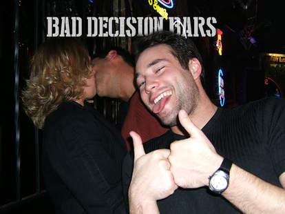 London's Bad Decision Bars