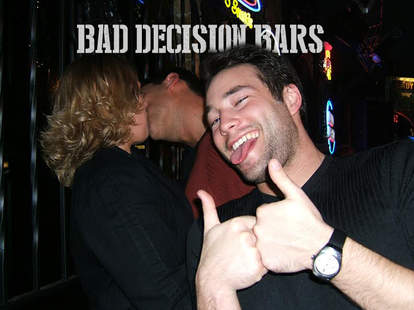 Montreal Bad Decision Bars
