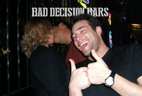 Montreal Bad Decision Bars