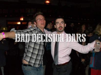 Toronto Bad Decision Bars