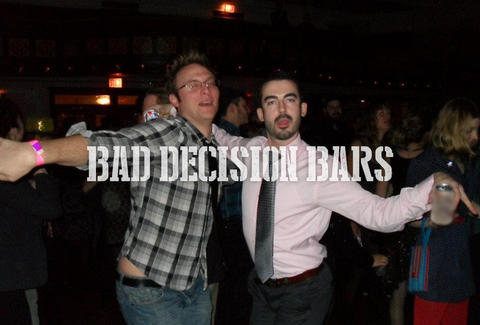 Toronto Bad Decision Bars