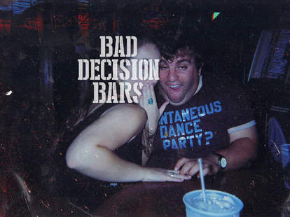 NOLA Bad Decision Bars