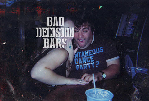 NOLA Bad Decision Bars