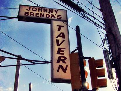 Johnny Brenda's exterior
