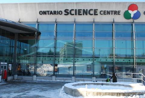 Ontario Science Centre Toronto