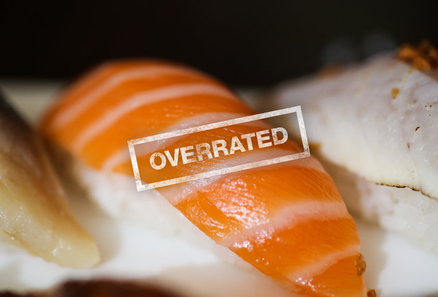 Salmon Sucks: Sushi Chefs Reveal the Most Over and Underrated Fish