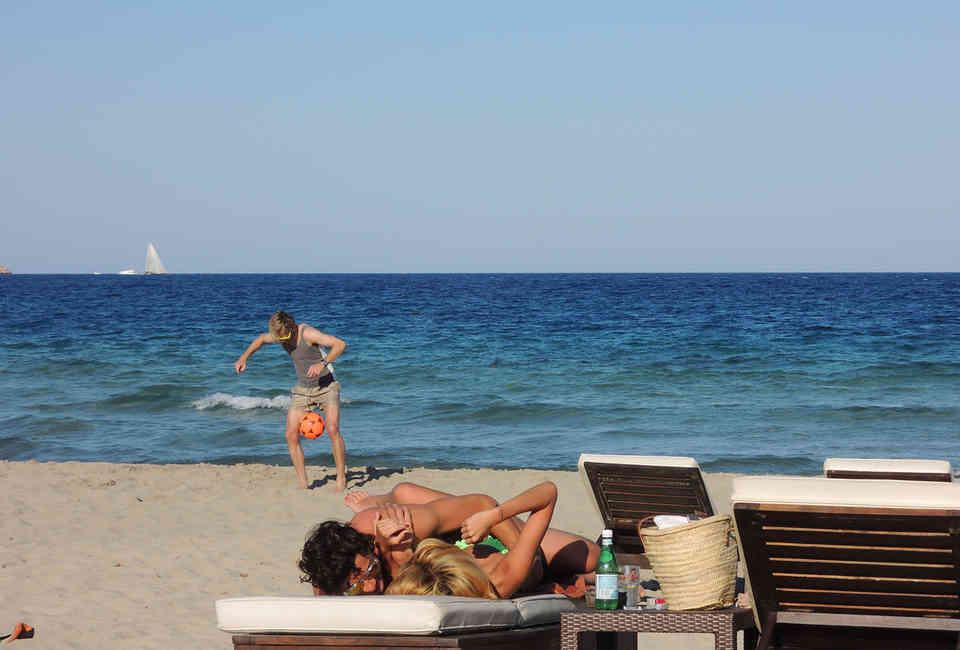 Mature Amateur Beach Sex
