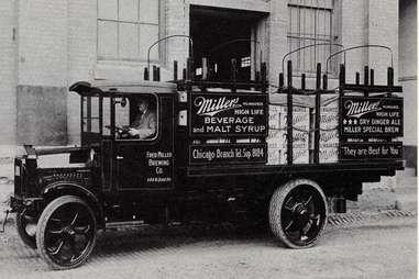 miller brewing co