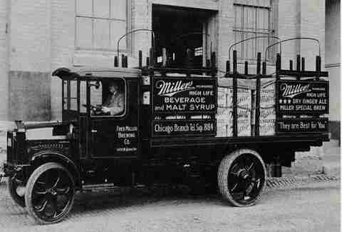 miller brewing co