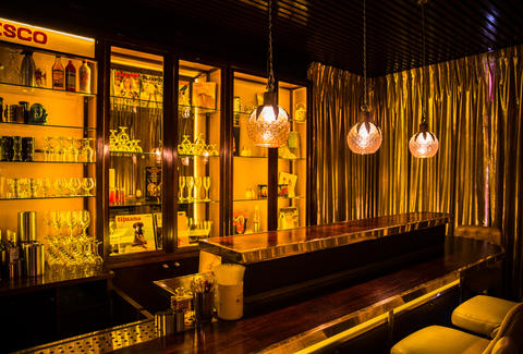 London Hidden Speakeasies The King of Ladies Man