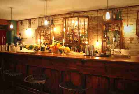 London Hidden Speakeasies Evans & Peel Detective Agency