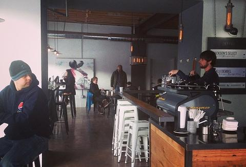Corvus Coffee Denver
