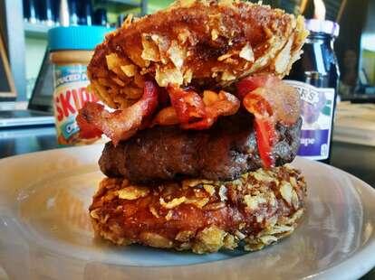 peanut butter and jelly bun burger pyt philadelphia