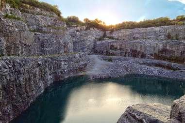 Bellwood Quarry in Atlanta