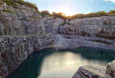 Bellwood Quarry in Atlanta