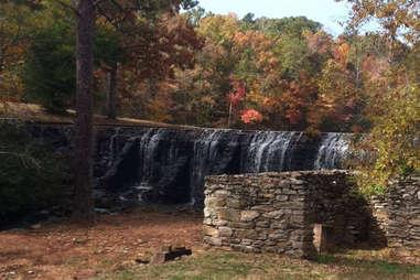 Elders Mill Road Waterfall and Campsite