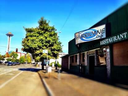 Hurricane Cafe exterior