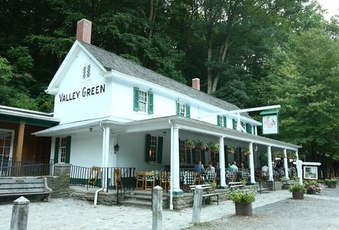 Valley Green Inn exterior