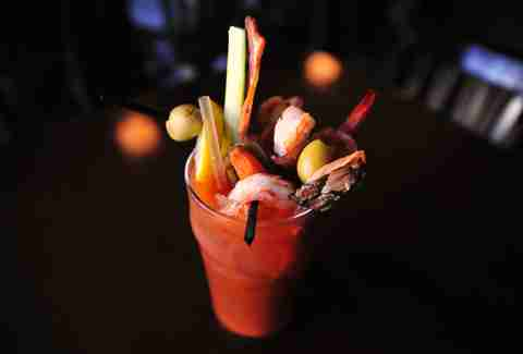 Le Grand Bistro & Oyster Bar Best Bloody Mary Denver