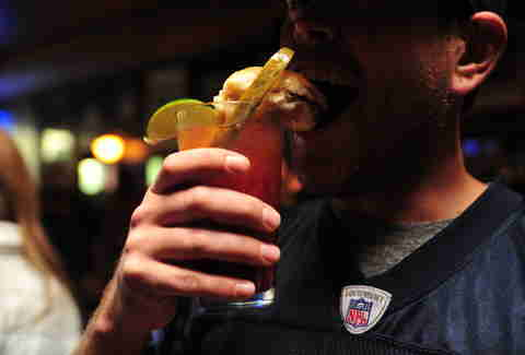 Wyman's No. 5 Best Bloody Mary Denver