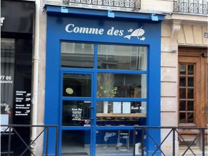 Comme des Poissons Paris