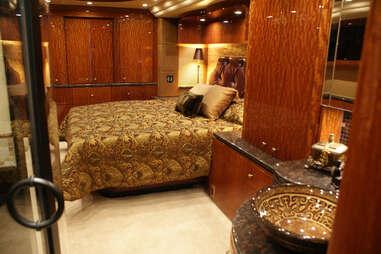 Millenium prevost bedroom
