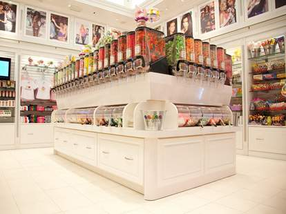 Sugar Factory Candy store