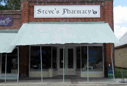 Steve's Pharmacy in Sharpsburg, GA