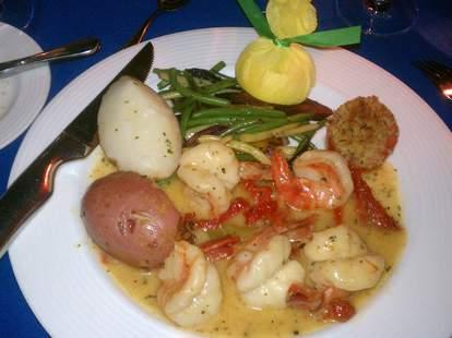 Hugo's Cellar dish