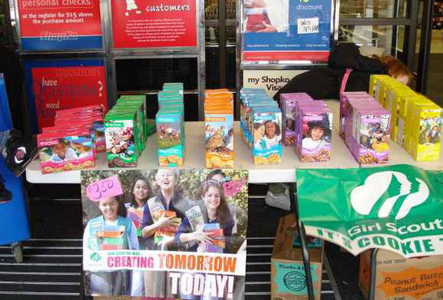 10 Things You Didn\'t Know About Girl Scout Cookies