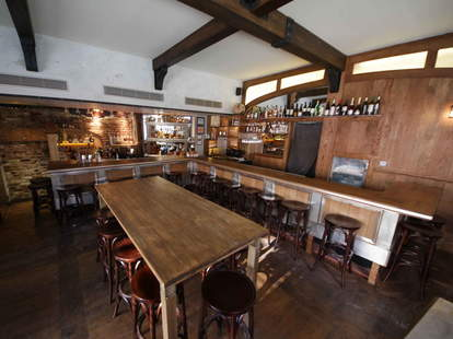 Black Crescent - Oyster Bar LES