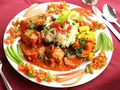 Laxmi dish