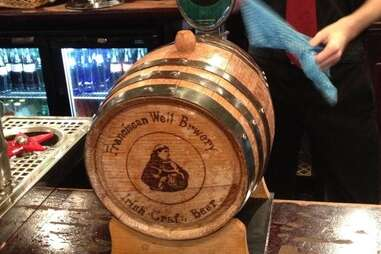 Franciscan Well Brewery Blarney Blonde