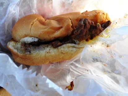 Sonny's Hamburgers Detroit